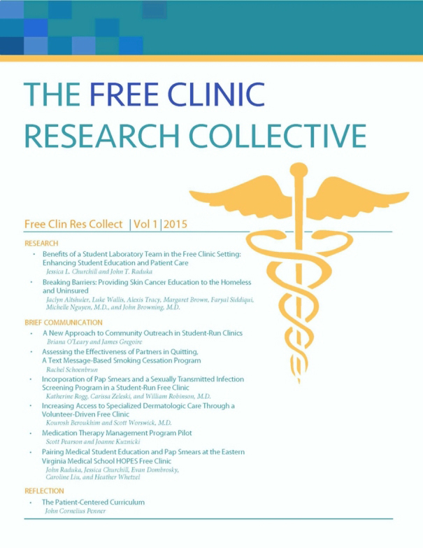 Welcome to the Inaugural Issue of FCRC